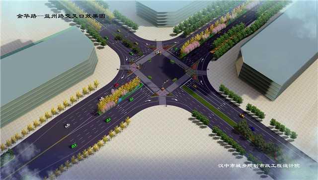 【新春走基层】汉中汉宁路和金华路预计今年9月和5月使用通车