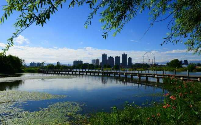 汉中市一江两岸办全力做好十四运环境保障工作